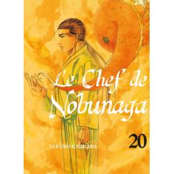 CHEF DE NOBUNAGA (LE) - TOME 20
