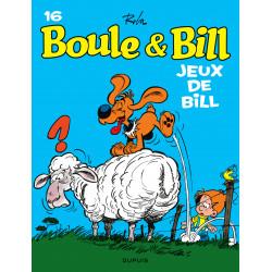 BOULE ET BILL - TOME 16 - JEUX DE BILL