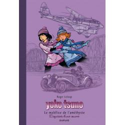 YOKO TSUNO - TOME 26 - LE MALÉFICE DE L'AMÉTHYSTE (GRAND FORMAT)