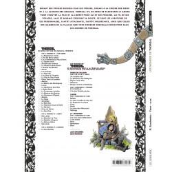 THORGAL (LES MONDES DE) - LA JEUNESSE DE THORGAL - 5 - SLIVE