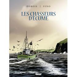 LES CHASSEURS D'ÉCUME - COFFRET CYCLE 2 - TOMES 05 À 08