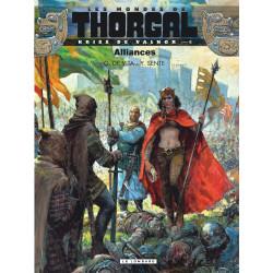 THORGAL (LES MONDES DE) - KRISS DE VALNOR - 4 - ALLIANCES