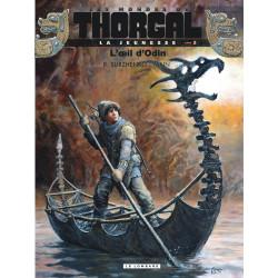 THORGAL (LES MONDES DE) - LA JEUNESSE DE THORGAL - 2 - L'ŒIL D'ODIN