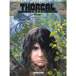 THORGAL (LES MONDES DE) - LOUVE - 4 - CROW