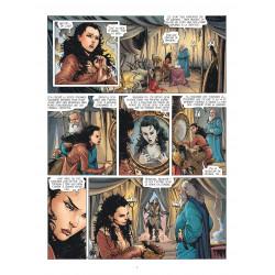THORGAL (LES MONDES DE) - KRISS DE VALNOR - 5 - ROUGE COMME LE RAHEBORG