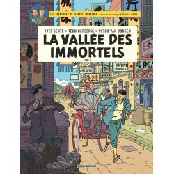BLAKE & MORTIMER - TOME 25 - LA VALLÉE DES IMMORTELS - MENACE SUR HONG KONG