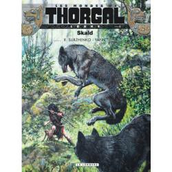THORGAL (LES MONDES DE) - LOUVE - 5 - SKALD