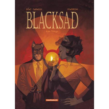BLACKSAD - 3 - ÂME ROUGE
