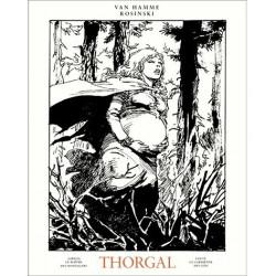 THORGAL - INTÉGRALE 3 N&B