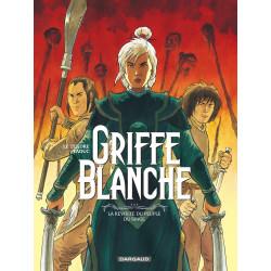 GRIFFE BLANCHE - 2 - LA RÉVOLTE DU PEUPLE DU SINGE