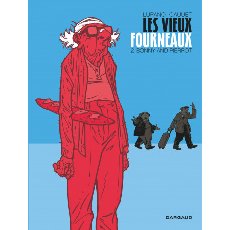 VIEUX FOURNEAUX (LES) - 2 - BONNY AND PIERROT
