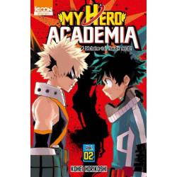 MY HERO ACADEMIA - 2 - DÉCHAÎNE-TOI, MAUDIT NERD !