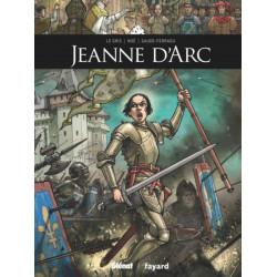 ILS ONT FAIT L'HISTOIRE - 14 - JEANNE D'ARC
