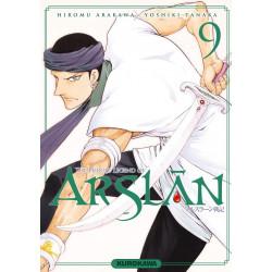 ARSLÂN (THE HEROIC LEGEND OF) - 9 - VOLUME 9