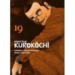 INSPECTEUR KUROKÔCHI - TOME 19