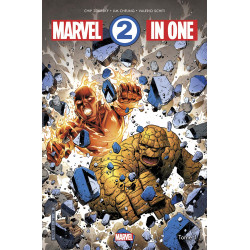 MARVEL 2-IN-ONE - 1 - JOUR FATAL