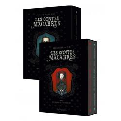CONTES MACABRES COFFRET - VOLUMES 1 ET 2