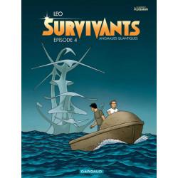 SURVIVANTS - ANOMALIES QUANTIQUES - 4 - ÉPISODE 4