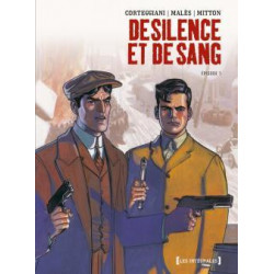 DE SILENCE ET DE SANG - INTÉGRALE TOME 01 - CHAPITRES 1 À 5