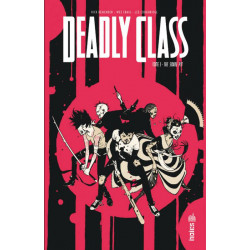 DEADLY CLASS - 3 - THE SNAKE PIT