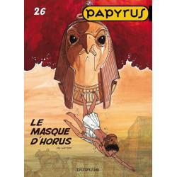 PAPYRUS - 26 - LE MASQUE D'HORUS
