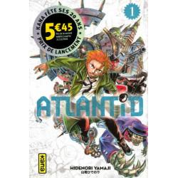 ATLANTID - TOME 1