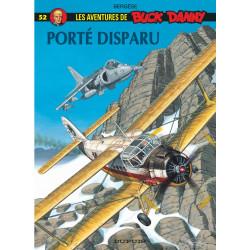 BUCK DANNY - 52 - PORTÉ DISPARU