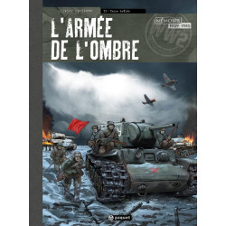 ARMEE DE L'OMBRE (L') T3 (DOS TOILE)