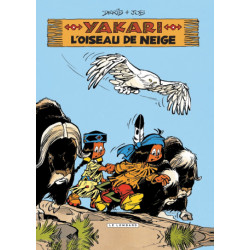 YAKARI - TOME 18 - L'OISEAU DE NEIGE (VERSION 2012)