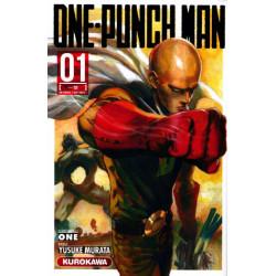 ONE-PUNCH MAN - 1 - UN POING C'EST TOUT !