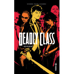 DEADLY CLASS - 2 - KIDS OF THE BLACK HOLE