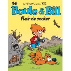 BOULE ET BILL -02- (ÉDITION ACTUELLE) - 36 - FLAIR DE COCKER