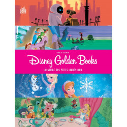 DISNEY GOLDEN BOOKS  - TOME 0