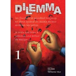 DILEMMA (SEGAWA-TÔJI) - 1 - VOLUME 1