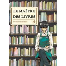 MAÎTRE DES LIVRES (LE) - TOME 4