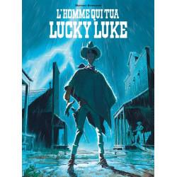 LUCKY LUKE (VU PAR...) - 1 - L'HOMME QUI TUA LUCKY LUKE