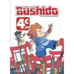 BUSHIDO - TOME 1 - YUKI, APPRENTI SAMURAI (INDISPENSABLES 2019)