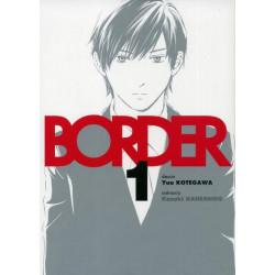 BORDER (KOTEGAWA) - TOME 1