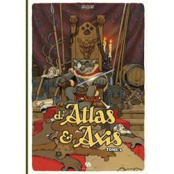 SAGA D'ATLAS & AXIS (LA) - TOME 3