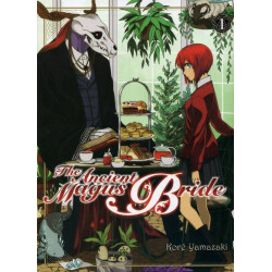ANCIENT MAGUS BRIDE (THE) - TOME 1
