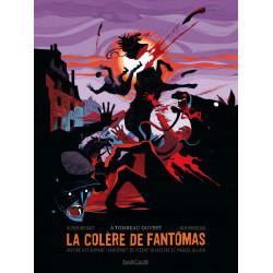 COLÈRE DE FANTÔMAS (LA) - 3 - À TOMBEAU OUVERT