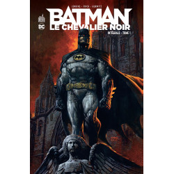 BATMAN, LE CHEVALIER NOIR - INTÉGRALE - TOME 1