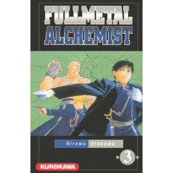 FULLMETAL ALCHEMIST - 3 - RETOUR AUX SOURCES