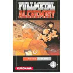 FULLMETAL ALCHEMIST - TOME 4