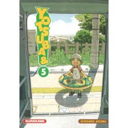 YOTSUBA & - 5 - VOLUME 5