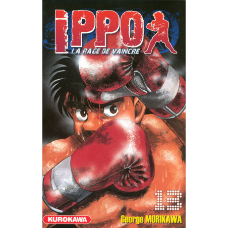 IPPO - LA RAGE DE VAINCRE - TOME 13