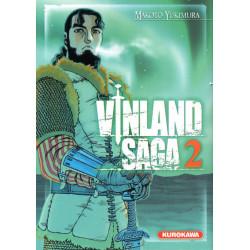VINLAND SAGA - TOME 2