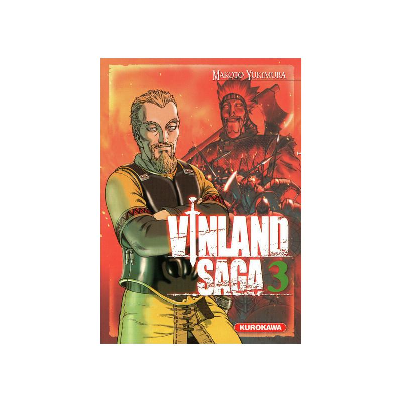 VINLAND SAGA - TOME 3