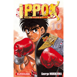 IPPO - SAISON 2 - DESTINS DE BOXEURS  - TOME 10
