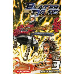 BLAZER DRIVE - TOME 3